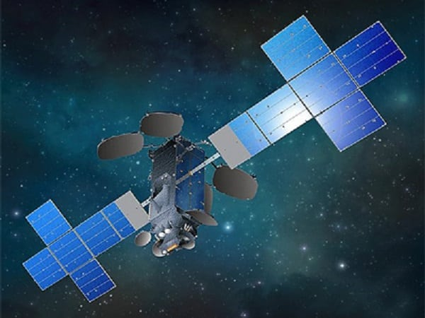 Intelsat 39 satellite