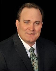 Chris Pogue, president of MDA Government