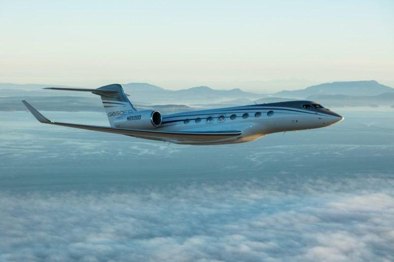 Photo: Gulfstream Aerospace