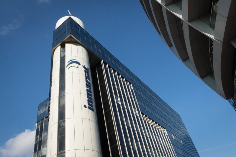 Inmarsat's London Headquarters. Photo: Inmarsat
