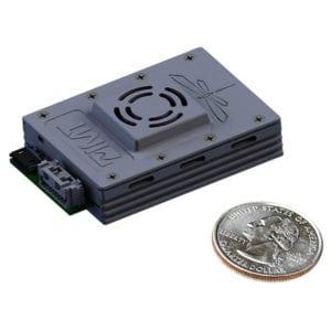 IMT Vislink's IMTDragonFly transmitter. Photo: IMT Vislink