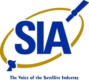 Satellite Industry Association logo. Image: Satellite Industry Assocation
