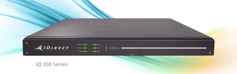 IDirect iQ 200 series. Photo: IDirect