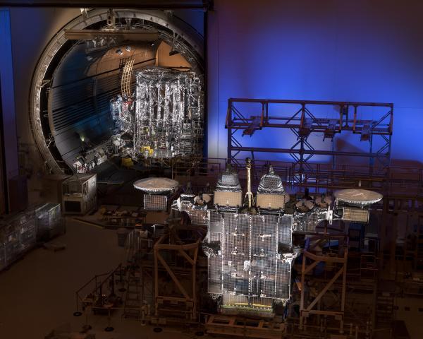 Lockheed Martin Ships Fourth AEHF Satellite