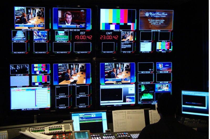 Intelsat Hooks Up New C-SPAN Deal