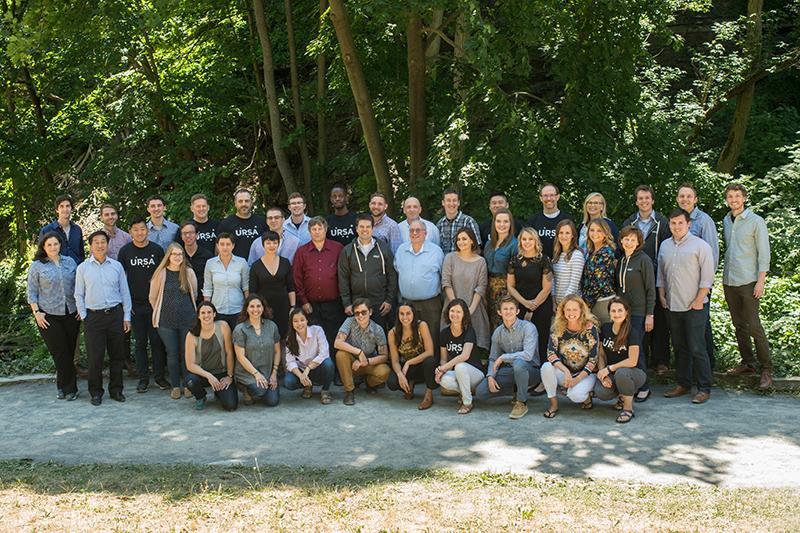 The Ursa Space Systems team. Photo: Ursa
