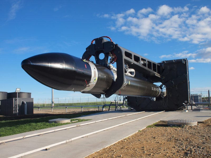 Rocket Lab Gains Key New Middle East Customer