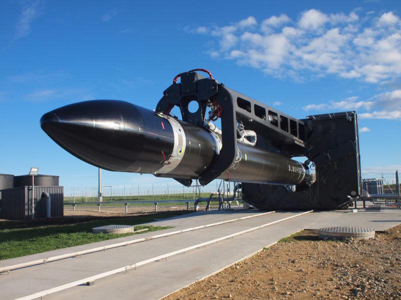 Rocket Lab Gains Key New Middle East Customer