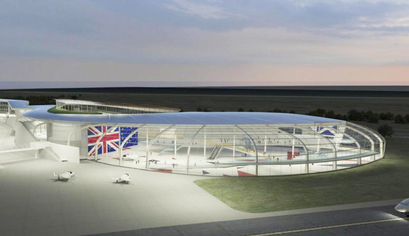 UK Minister Visits Site of Sutherland Spaceport