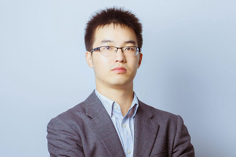 SpaceChain Chief Executive Officer (CEO) Zheng Zuo. Photo: SpaceChain