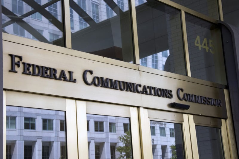 Federal Communications Commission. Photo: FCC