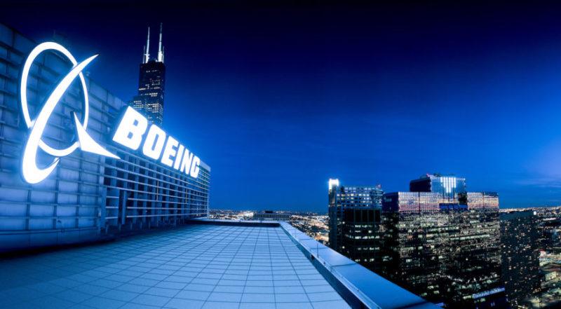 Boeing's headquarters. Photo: Boeing