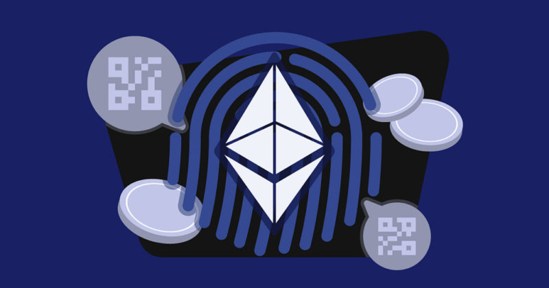 Ethereum image showing the decentralized blockchain. Photo: Descryptive