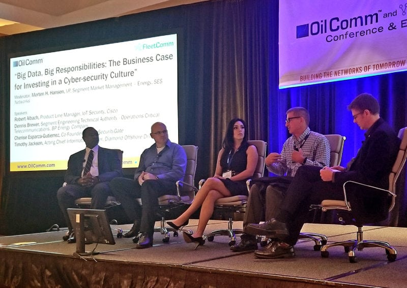 OilComm Energy Industry Speakers Explain the Strange, But Important Marriage of IT and OT