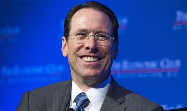 AT&T Chairman and CEO Randall Stephenson. Photo: Telecomlead