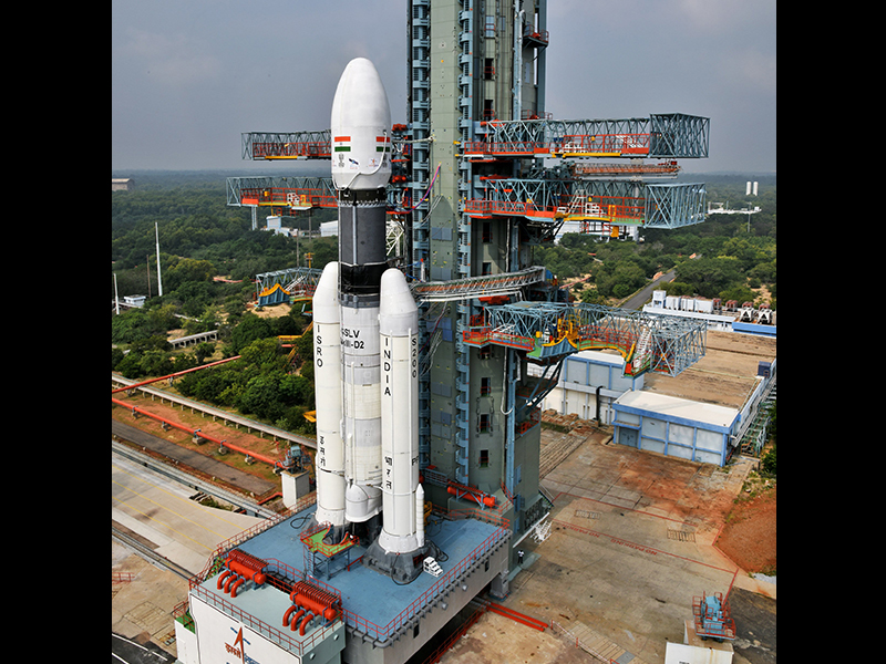 GSLV Mark III. Photo: Indian Space Research Organization