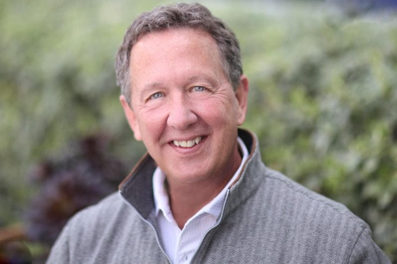 Viasat Government Systems President Ken Peterman. Photo: Ken Peterman