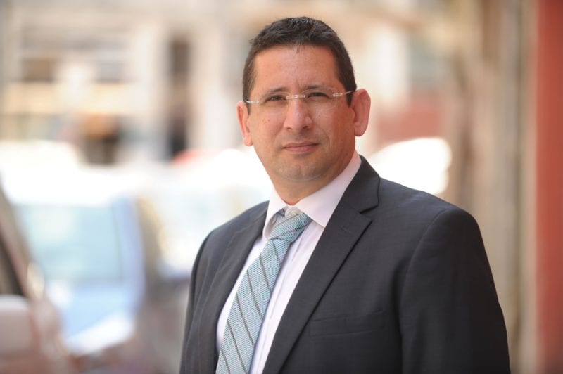SAS CEO and Managing Director Meir Moalem. Photo: SAS