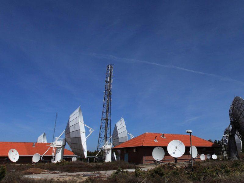 A Ultisat teleport. Photo: Ultisat