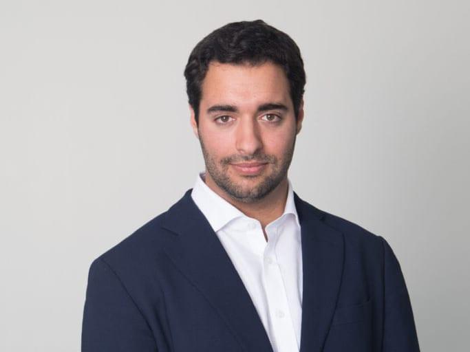 Rafel Jorda-Siquier, founder and CEO of Open Cosmos. Photo: Open Cosmos