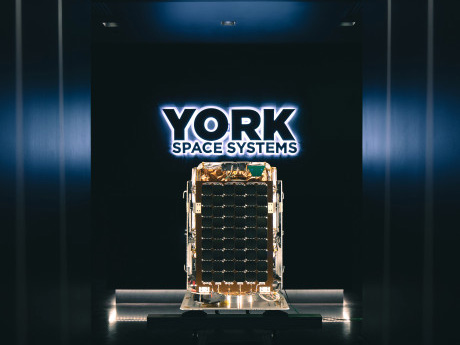 York Space Systems' platform. Photo: The Denver Post