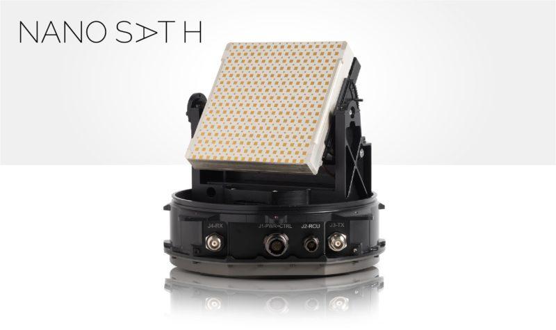 Get Sat's Nano SAT-H. Photo: Get Sat