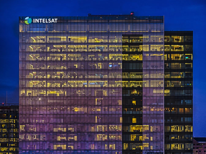 Intelsat's North America headquarters. Photo: Intelsat