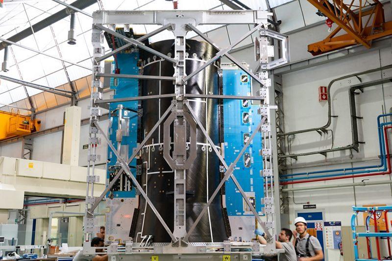 JUICE Satellite. Photo: Airbus
