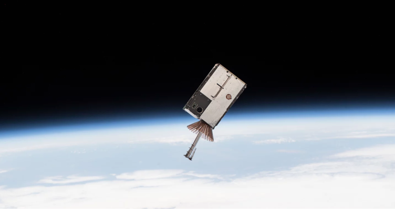 Analytical Space's Radix satellite. Photo: Analytical Space