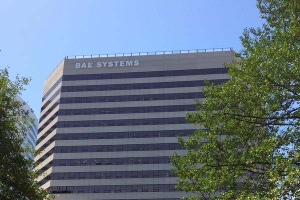 BAE Systems office in Arlington, Virginia. Photo: Washington Business Journal