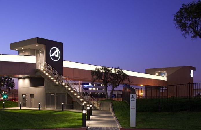 Aerospace Corporation headquarters, El Segundo, CA. Photo: Paul Turang
