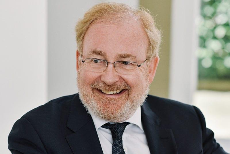 SES CFO Andrew Browne. Photo: SES