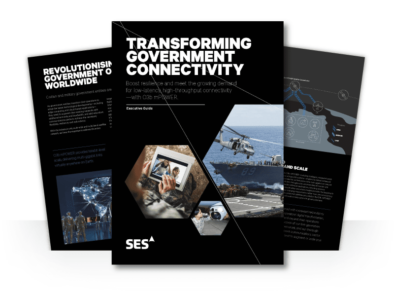 Transforming Government Connectivity