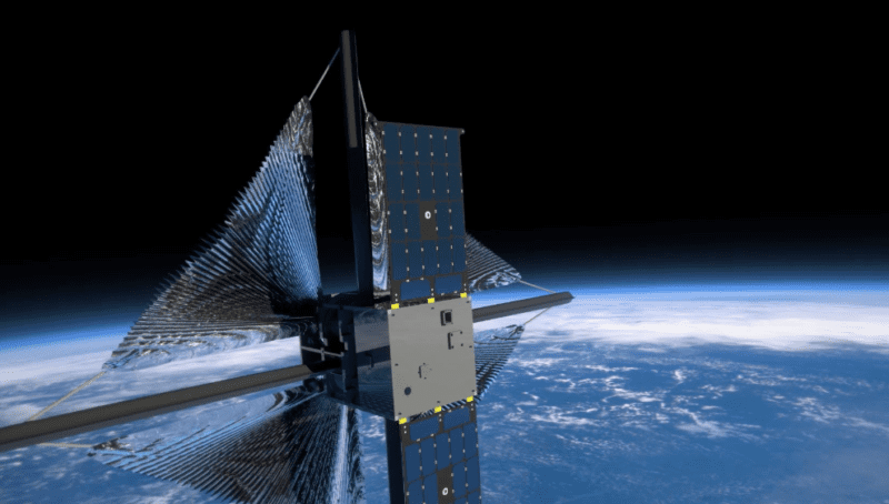 NanoAvionics to Build Satellite Bus for NASA's Solar Sail Mission - Via  Satellite -