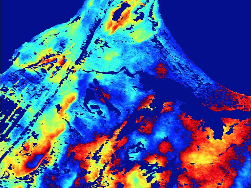 ICEYE Demonstrates New SAR Interferometry Capability