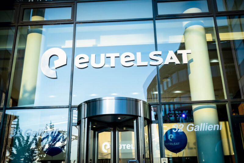 Eutelsat Revenue Dips in Fiscal Year, In Line With Expectations