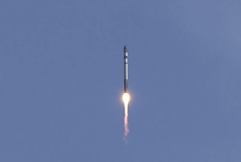 Rocket Lab Return to Sender misison