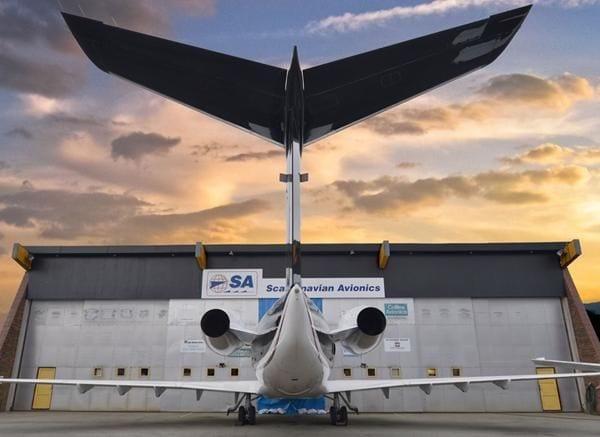 Skytrac Partners With Scandinavian Avionics Via Satellite