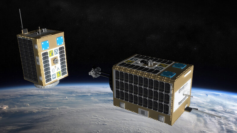 Orbit Fab, Benchmark Space Systems Establish In-Space Refueling Tech  Partnership - Via Satellite -